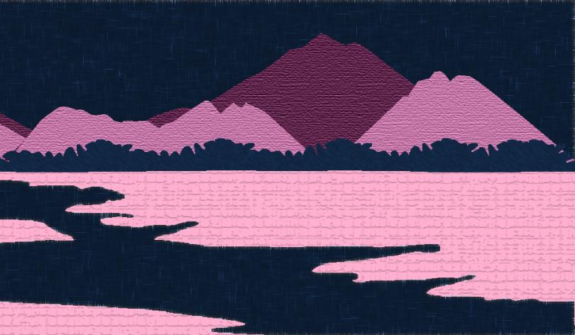 Texture-mountains
